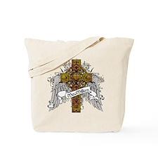 MacMillan Tartan Cross Tote Bag