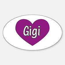 Gigi Decal