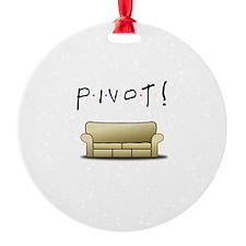 Friends Ross Pivot! Ornament