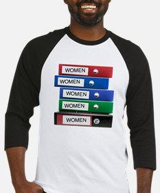 Do you have your Binders full of women? Baseball J