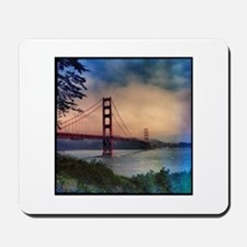 Golden Gate Bridge Mousepad