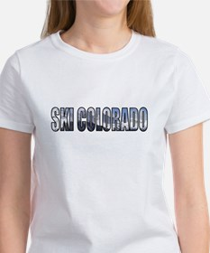 coloradoskiwht T-Shirt