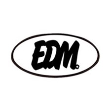 EDM Brushed Patches