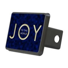 Joy To The World Hitch Cover