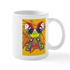 Psychedelic Butterfly Mug