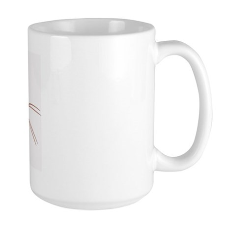 Lobster Heads Right Right-handed Large Mug
