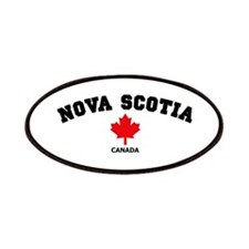 Nova Scotia Patches