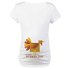 First Turkey Day Shirt