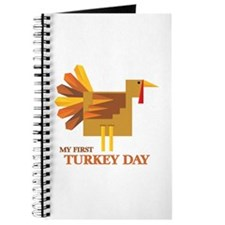 First Turkey Day Journal