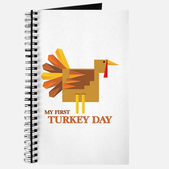First Turkey Day Journal