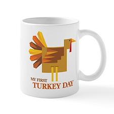 First Turkey Day Mug