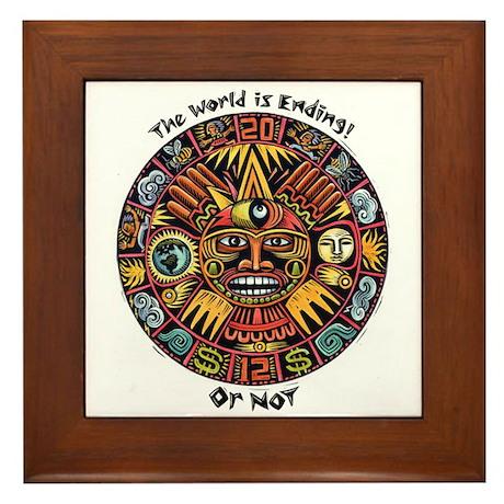 2012 Mayan Calendar The World Is Ending! Or Not Fr