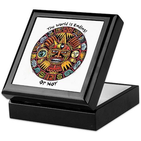 2012 Mayan Calendar The World Is Ending! Or Not Ke