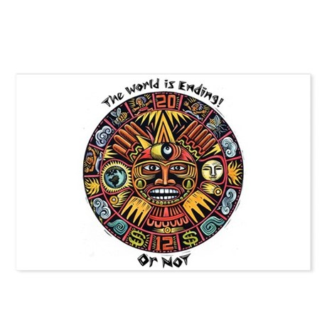 2012 Mayan Calendar The World Is Ending! Or Not Po