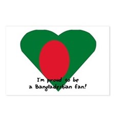 Bangladesh pride Postcards (Package of 8)