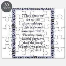 Thou Seest We Are Not All Alone Unhappy Puzzle