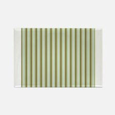 Woodland Stripes Rectangle Magnet