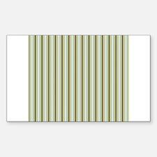 Woodland Stripes Decal