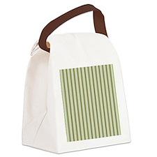Woodland Stripes Canvas Lunch Bag