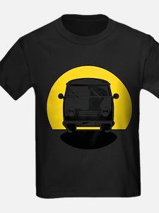 Minivan in Sunset 1 T