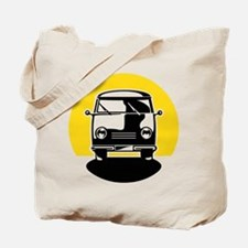 Minivan in Sunset 1 Tote Bag