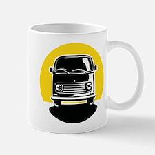 Minivan in Sunset 2 Mug