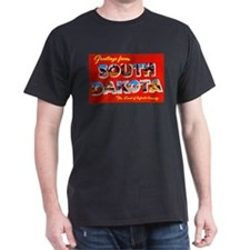 South Dakota Greetings T-Shirt