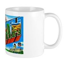 Utah Greetings Mug