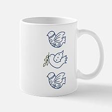 Peace Birds Mug
