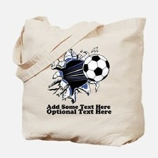 Cute Sports design Tote Bag