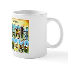 Western Nebraska Greetings Mug