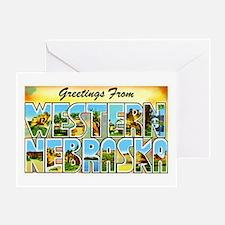 Western Nebraska Greetings Greeting Card