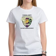 Marine Corps Wounded Warrior Regiment with Text Wo