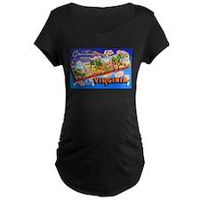Winchester Virginia Greetings T-Shirt