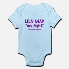 """My Fight"" Infant Bodysuit"