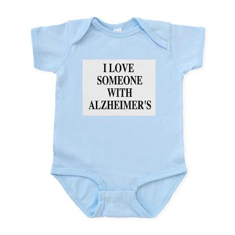 LOVE.jpg Infant Bodysuit