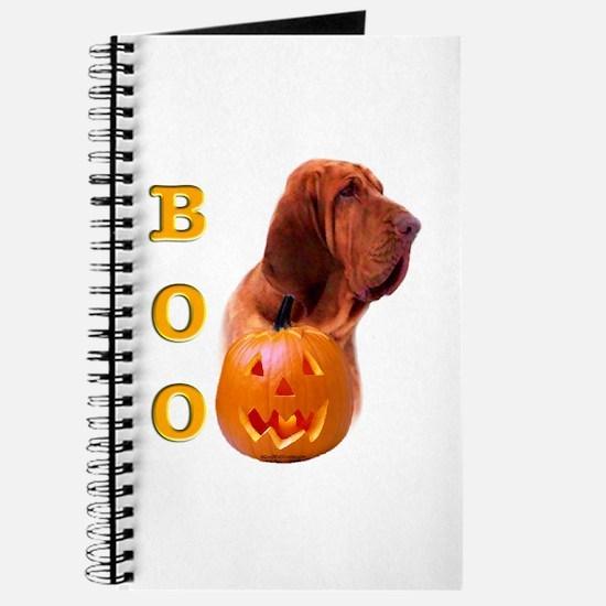 Halloween Bloodhound Boo Journal