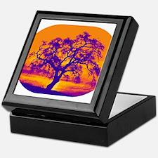 Complementary Sunset Keepsake Box