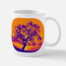 Complementary Sunset Mug