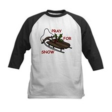 Pray For Snow Tee