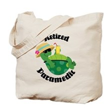Retired Paramedic Gift Tote Bag