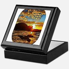 Sunrise Keepsake Box