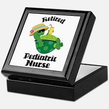 Retired Pediatric Gift Keepsake Box
