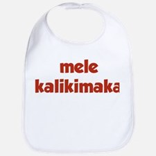 Mele Kalikimaka Bib