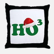 Ho Ho Ho Throw Pillow