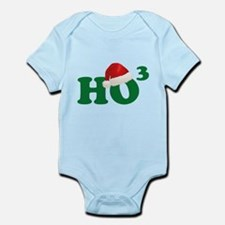 Ho Ho Ho Infant Bodysuit