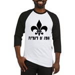 Priory of Sion Baseball Jersey