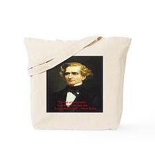 Hector Berlioz Tote Bag