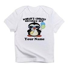 Coolest Birthday Boy Infant T-Shirt