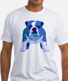 English Bulldog Pop Art Shirt